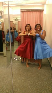 Trying on dresses may be a simple thing, but being a character with your sister in the process shows the world that it's ok to act outside of the norm, and it's actually uplifting.